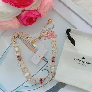 Kate Spade Blooming Bling Necklace
